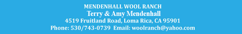 mendenhall contact information
